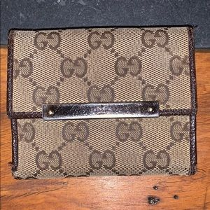 Gucci GG Wallet Small
